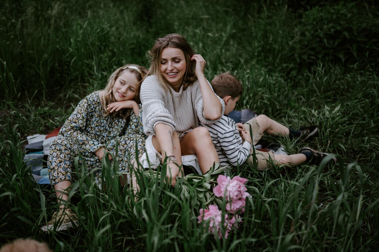 Weronika, Helena & Borys